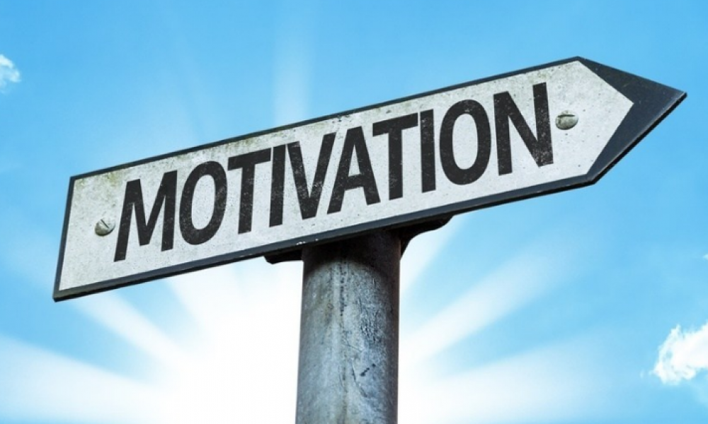 WHAT IS YOUR MOTIVATION?